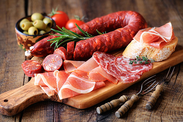 Cooked & Cured Meats
